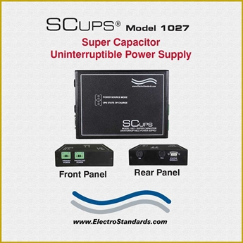 SCUPS Power Supplies