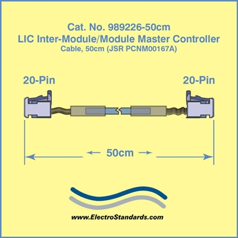 LiC Cables and Accessories