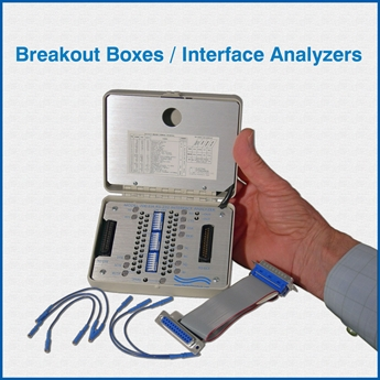 Breakout Boxes/Interface Analyzers