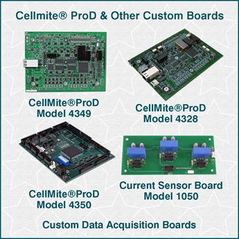 CellMite® ProD & Other Custom Boards