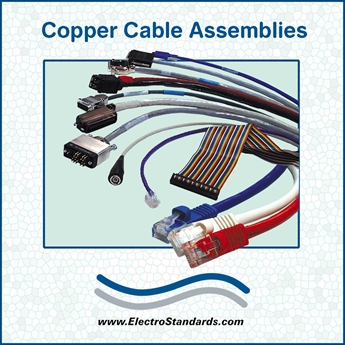 Copper Cable Assemblies