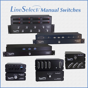 LineSelect® No Power Required