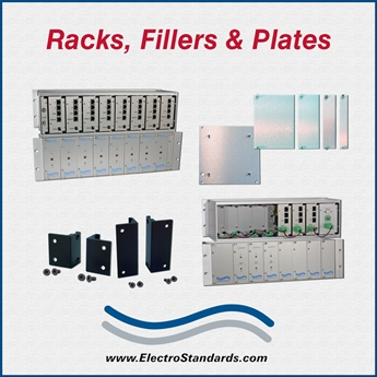 Racks, Fillers, and Plates