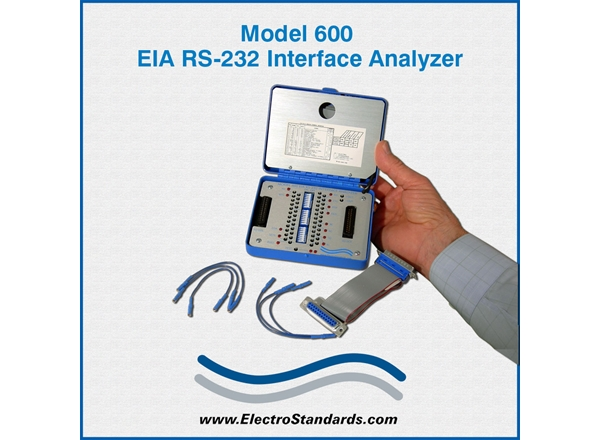 EIA RS232 Interface Analyzer