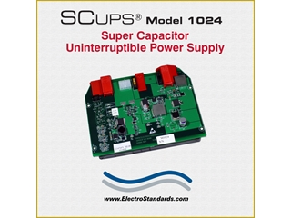 301024 - SCUPS® Model 1024 24VDC Super Capacitor Uninterruptible Power Supply, Board