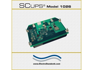 301026 - SCUPS® Model 1026 Super Capacitor Uninterruptible Power Supply, Board