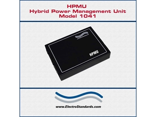 Hybrid Power Management Unit (HPMU), 1500 LIC, Model 1041, Catalog #301041