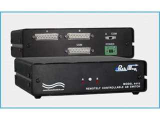 Catalog # 302040 - Model 4410 DB25 RS232 A/B Switch