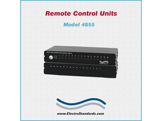 Catalog # 302071 - Model 4855 Remote Control Unit for Model 4875