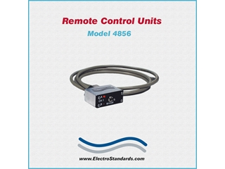Catalog # 302074 - Model 4856 Remote Control Unit for Model 4875