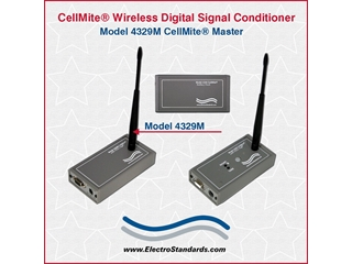 302329 - 4329M CellMite Master Wireless Digital Signal Conditioner
