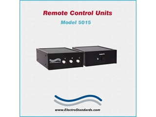 Catalog # 303015 - Model 5015 Control Unit for Model 5014