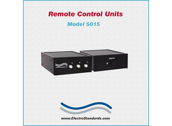 Remote Control Unit for Model 5014