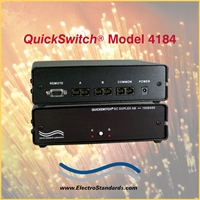 SC 100Base-FX A/B Fiber Switch