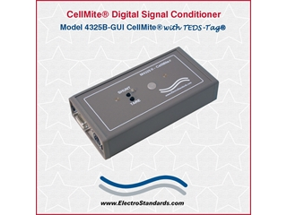 303326 - 4325B-GUI CellMite Digital Signal Conditioner, TEDS-Tag Auto ID,  Encased