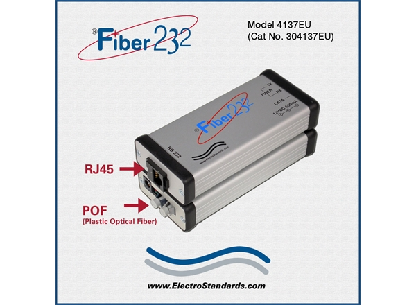 HP Fiber to RS232 Converter