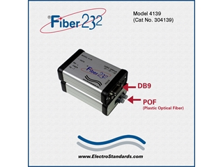 304139 - 4139 HP Fiber to RS232 Converter