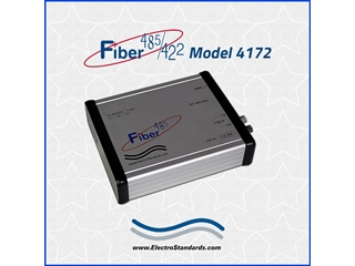 304172 - 4172 Very High Speed Fiber to Multi-Point RS485/422 Interface Converter