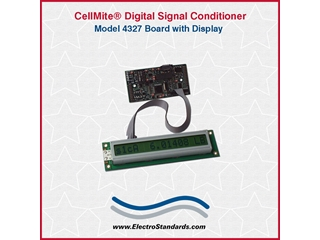 304327 - 4327 CellMite Digital Signal Conditioner, Board with Display
