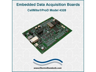304328 - 4328 CellMite ProD Data Acquisition & Strain Gage Interface Board