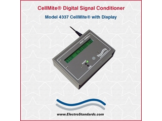 304337 - 4337 CellMite Digital Signal Conditioner with Auto Identifying Display