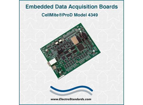 High-Performance Data Acquisition & Sensor Monitoring Node