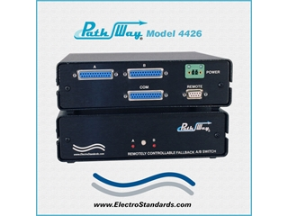 Catalog # 305423 - Model 4426 6-to-1 RJ45 CAT5 Switch