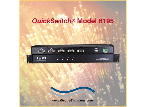 SC Duplex A/B/C/D Fiber Switch