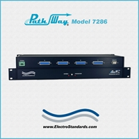 DB25 Normal / Crossover Network Switch
