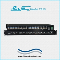 12-Channel RJ45 CAT6 ON/OFF Network Switch