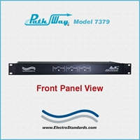 Tri-Channel RJ45 Cat 6 POE ON/OFF Switch