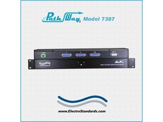 Catalog # 307387 - Model 7387 DB25 A/B Switch with Fallback