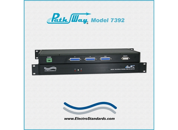 DB25 RS232/RS530 A/B Switch