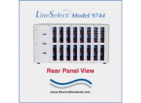 32-Channel RJ11/12 A/B Switch; DB9A/B Switch
