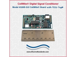 314326 - 4326B CellMite Digital Signal Conditioner, TEDS-Tag Auto ID,  Board