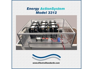 331209 - Energy ActionSystem Model 3312, Lithium Ion Capacitor Development Shelf