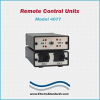 Model 4077 Contact Closure Device