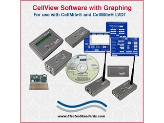 514358 - CellView Software with Graphing for CellMite Product Line