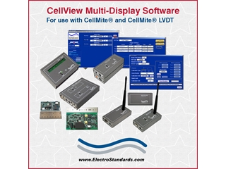 514424 - CellView Multi-Display Software for CellMite Product Line