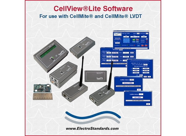 CellViewLite Software for CellMite Product Line