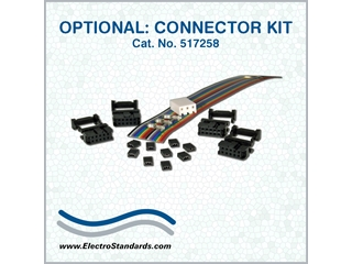 Catalog# 517258 Mating Connector Kit, For Use with Model 1100 Current Sensor Board