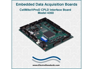 523327 - 4350 CellMite ProD CPLD Interface Board Assembly
