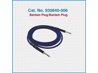 Telco Test Cable 930840-006 Bantam/Bantam, 6 Feet