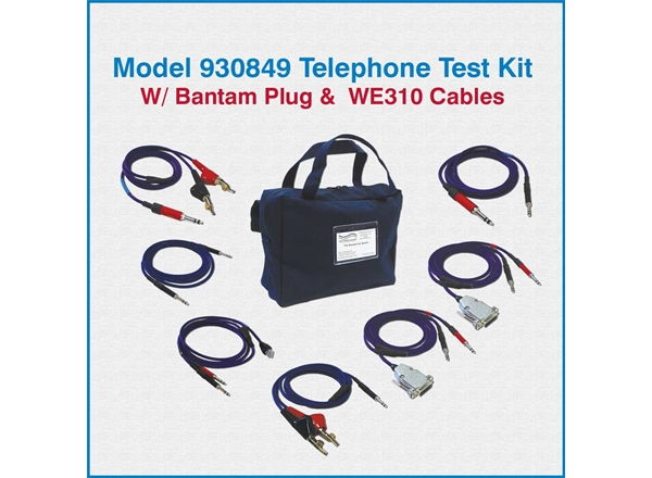 Telehpone/Telecom Field Technician Test Kit