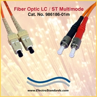 LC/ST multimode Cable assemblies