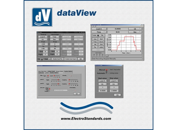 dataView Software for Smart Indicators