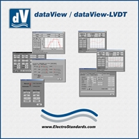 dataView LVDT for LVDT Smart Indicators