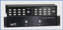 Model 9426 Dual-Channel DB9 12-to-1 Switch, Manual, Rackmount