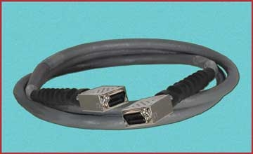 High Density, High Performance MRJ21 Data Network Cables