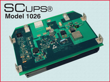 SCUPS® Model 1026 Super Capacitor Uninterruptible Power Supply